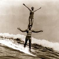 Doris Duke: First White Woman Surfer In Hawaii