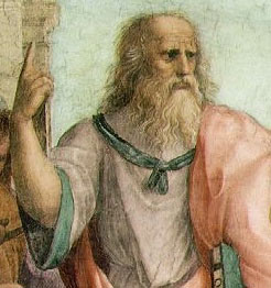 Plato raphael Cast on Water