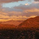 santa fe sunset thumb Mending: New and Selected Stories